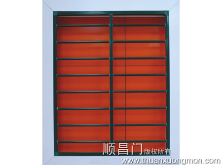 Cửa sổ chống trộm H-P233